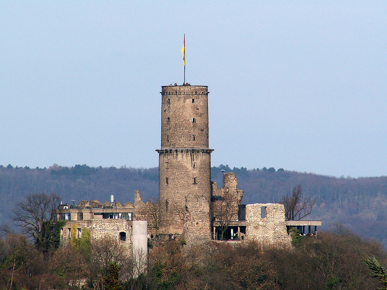Bild Godesburg Bonn