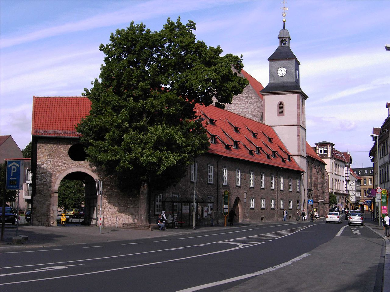 Bild Kirche St. Marien Göttingen