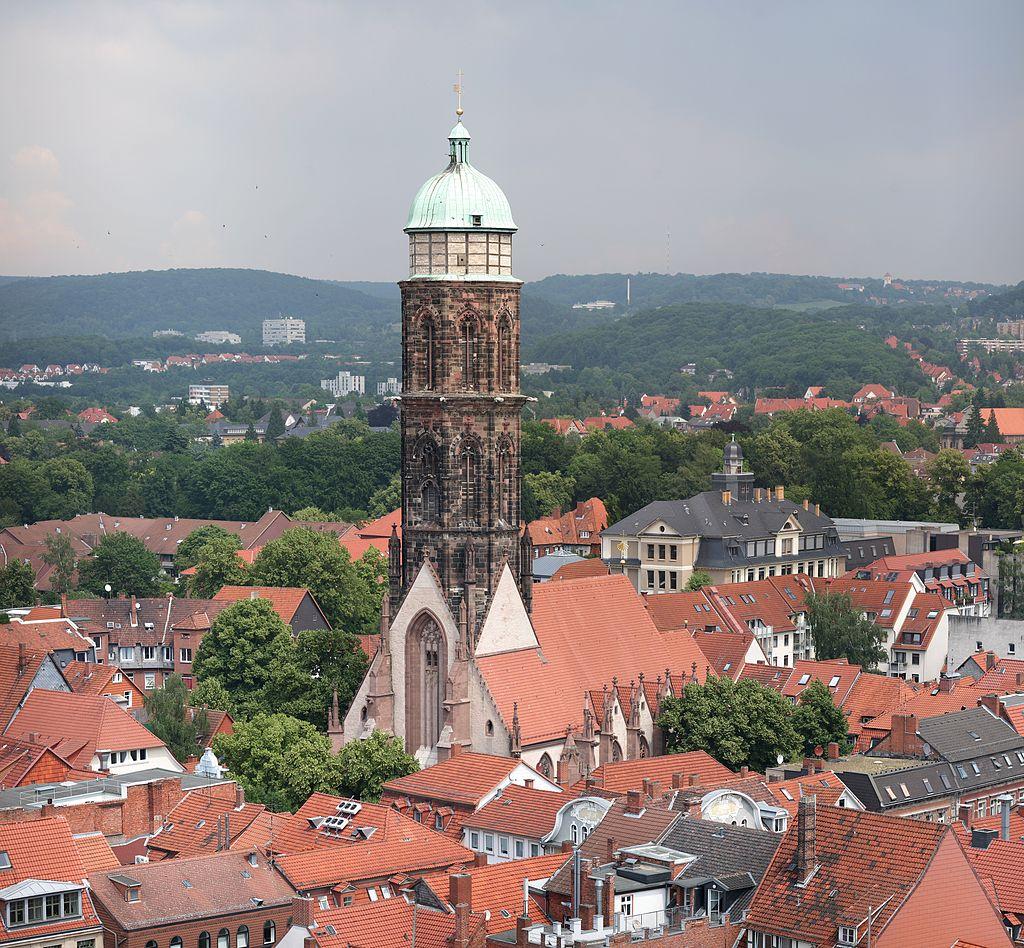 Bild Kirche St. Jacobi Göttingen