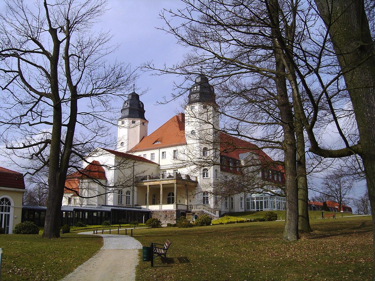 Bild Schloss Fleesensee
