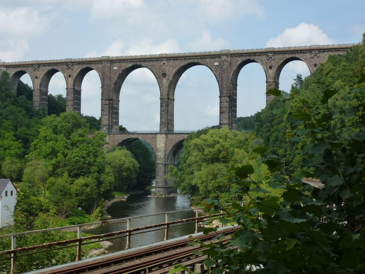 Bild Göhrener Viadukt