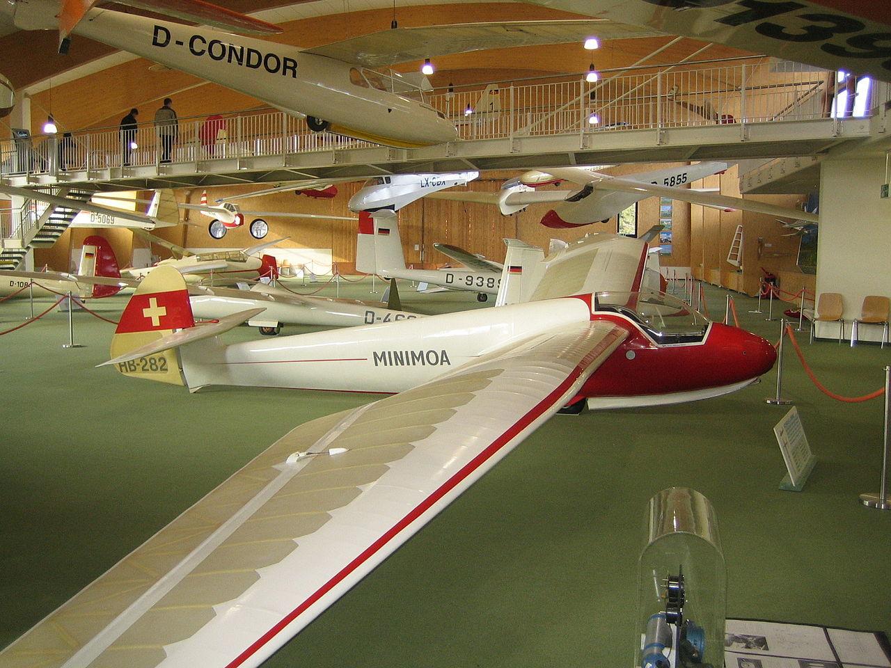 Bild Deutsches Segelflugmuseum Gersfeld