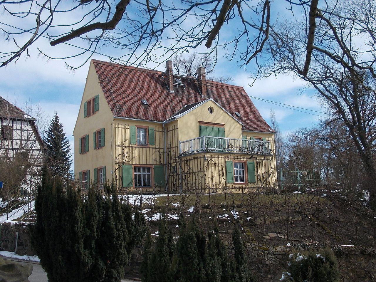 Bild Göschenhaus und Seume Gedenkstätte Grimma Hohnstädt
