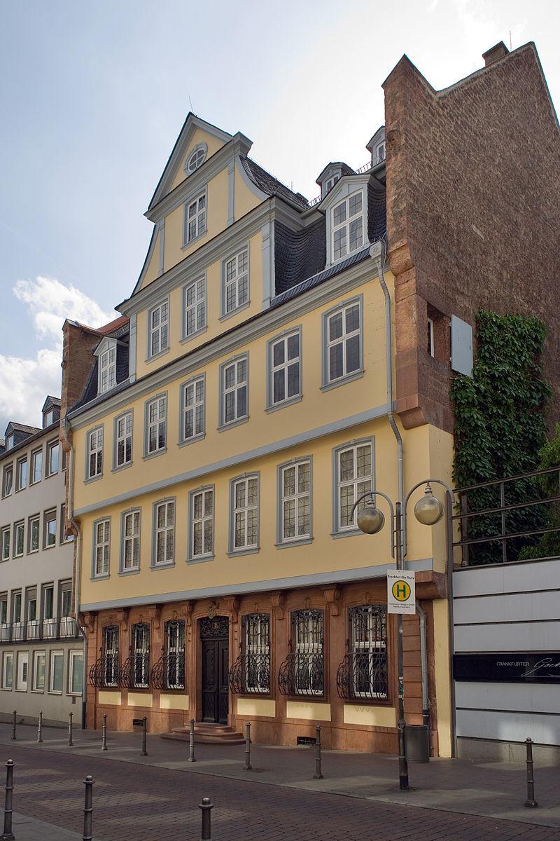 Bild Goethe Haus Frankfurt am Main