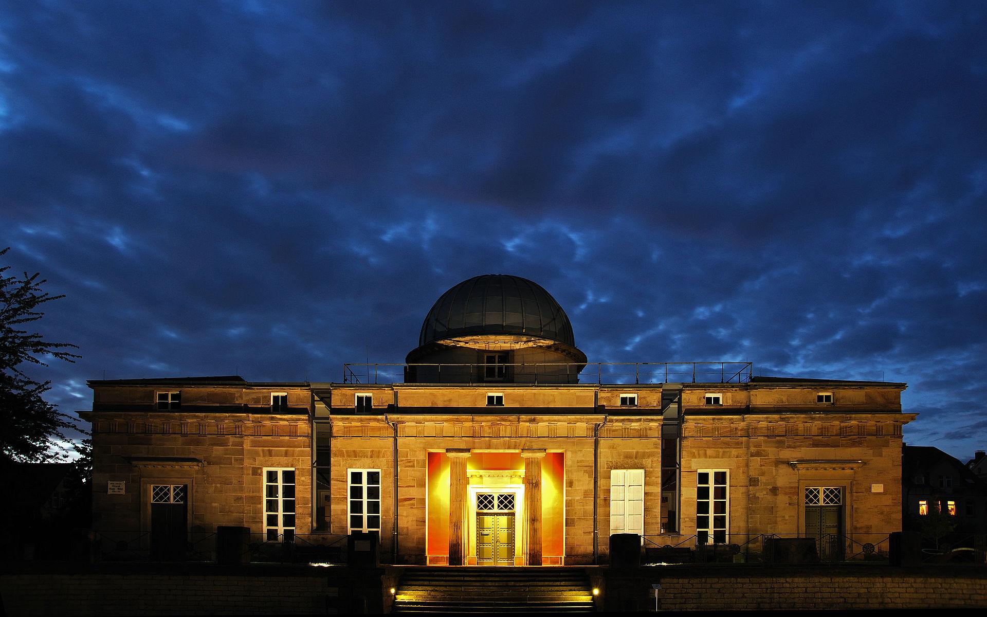Bild Historische Sternwarte Göttingen