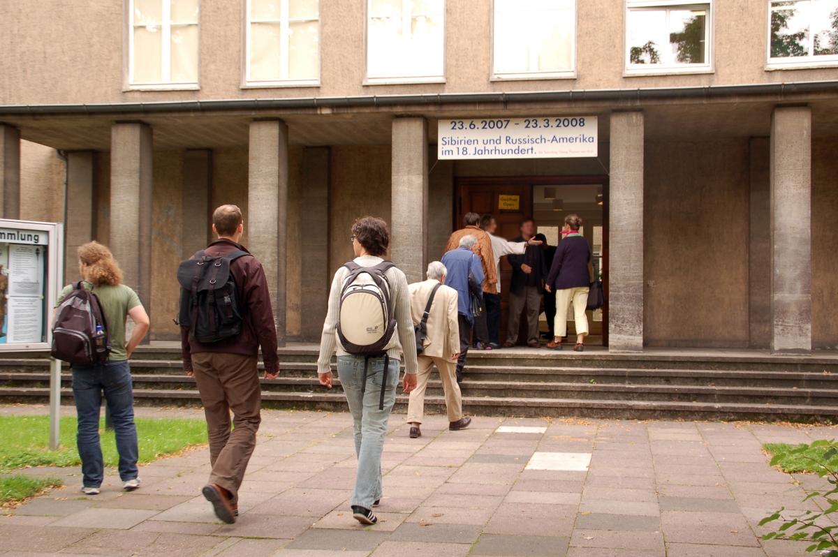 Bild Institut für Ethnologie Göttingen