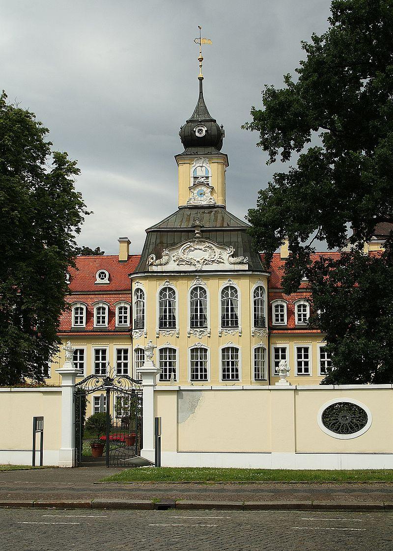 Bild Gohliser Schlösschen Leipzig