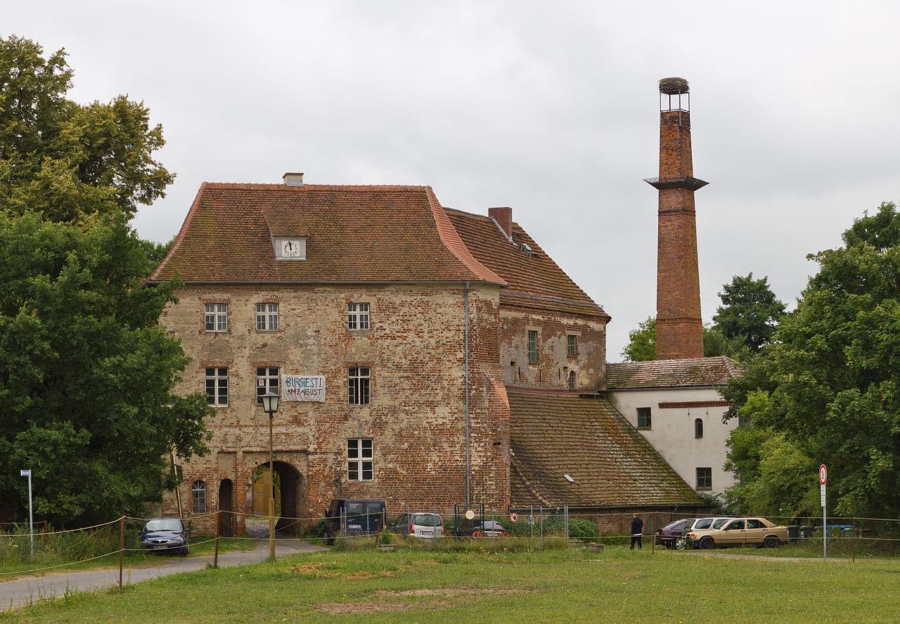 Bild Burg Goldbeck