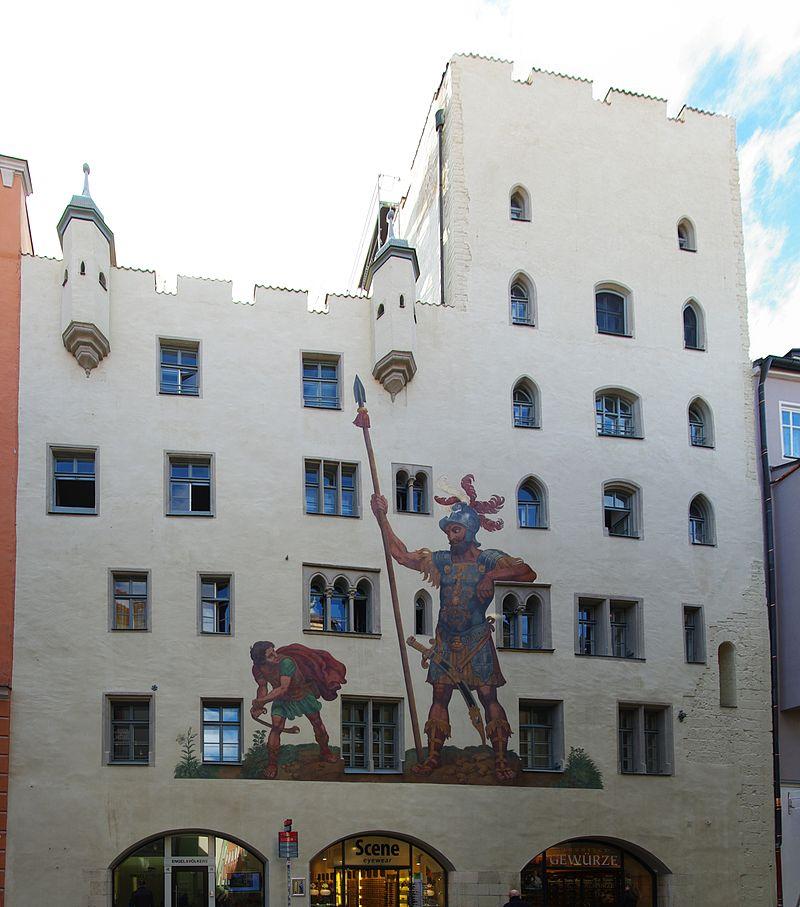 Bild Goliathhaus Regensburg