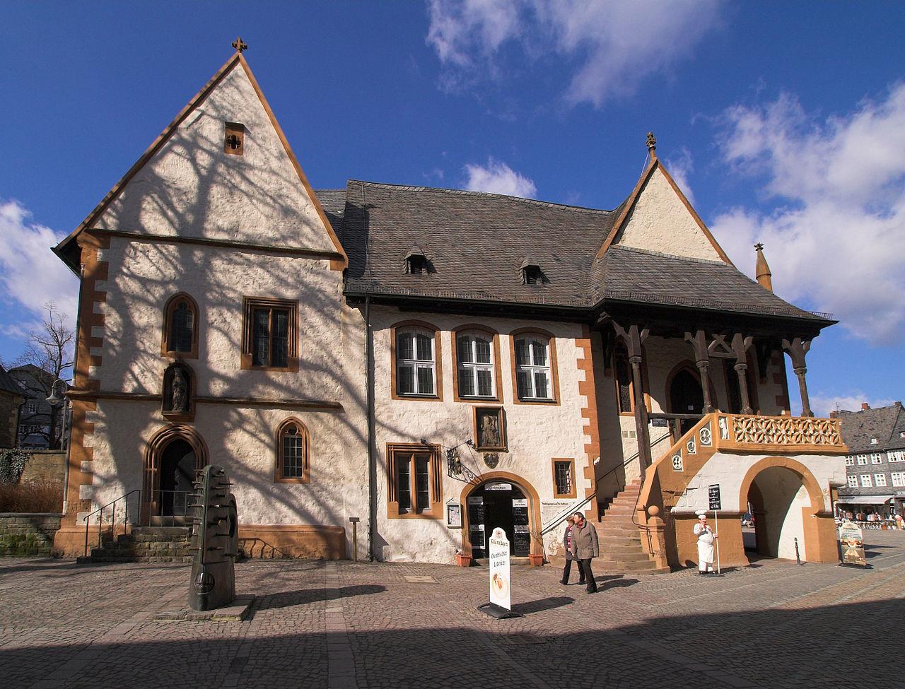 Bild Rathaus Goslar