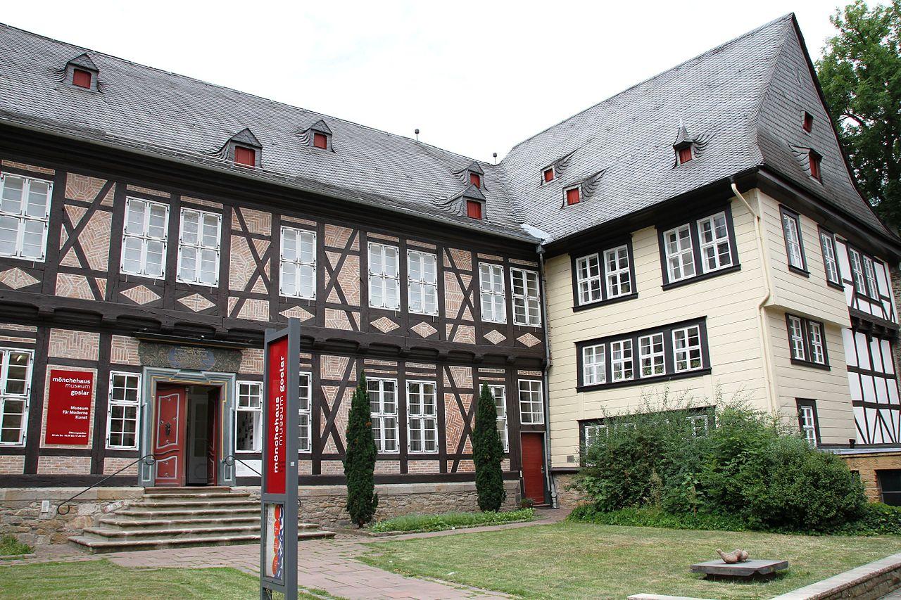 Bild Mönchehaus Museum Goslar
