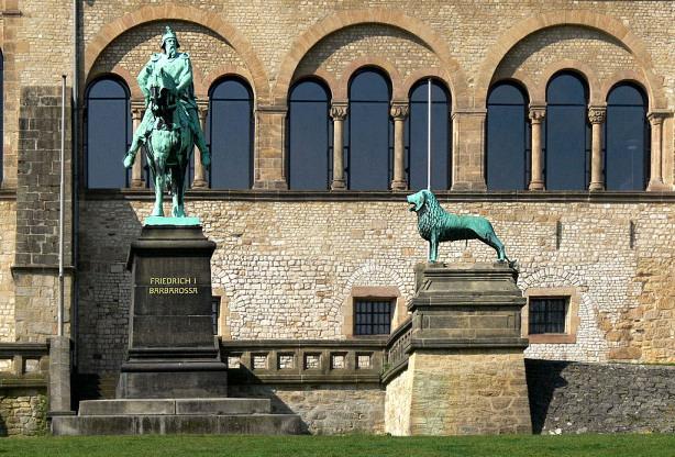 Bild Kaiserpfalz Goslar