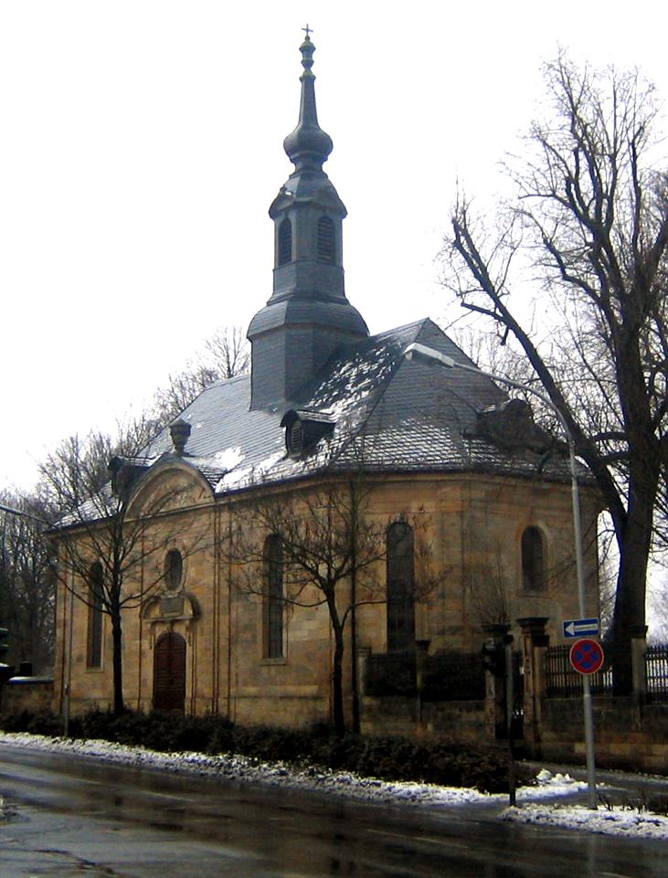Bild Stadtfriedhof Bayreuth