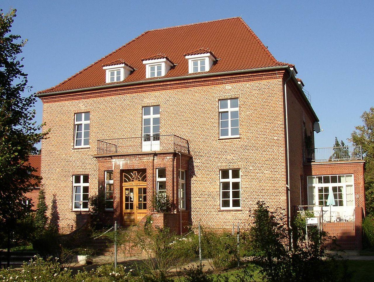 Bild Herrenhaus Gottin
