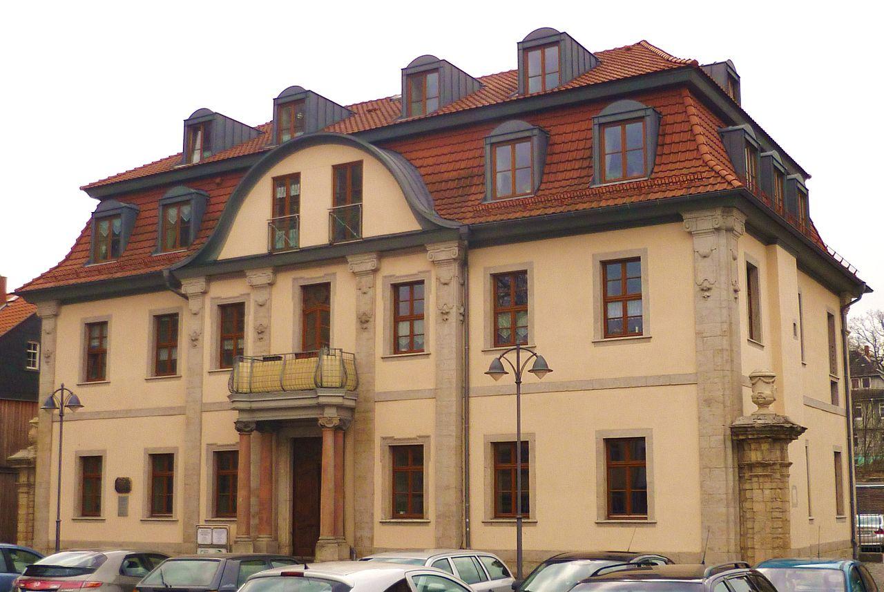 Bild Gottschalcksches Haus Sondershausen