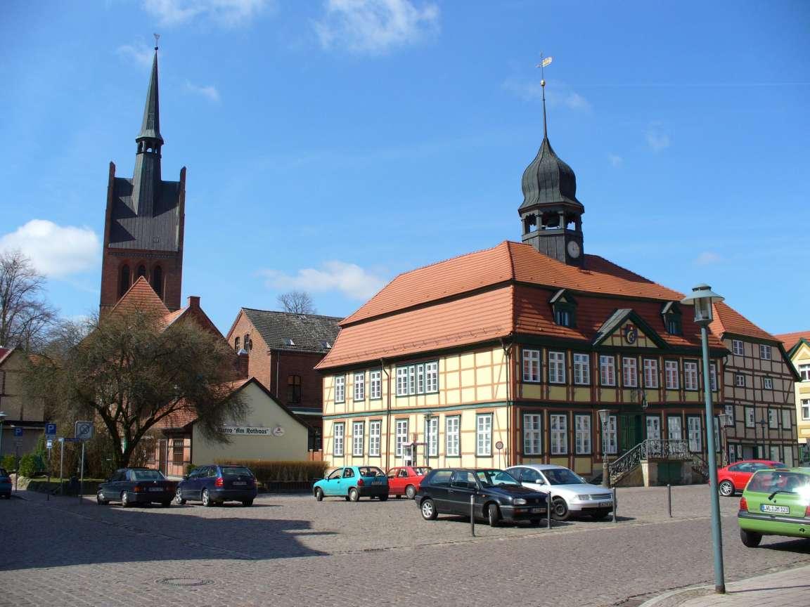 Bild Rathaus Grabow