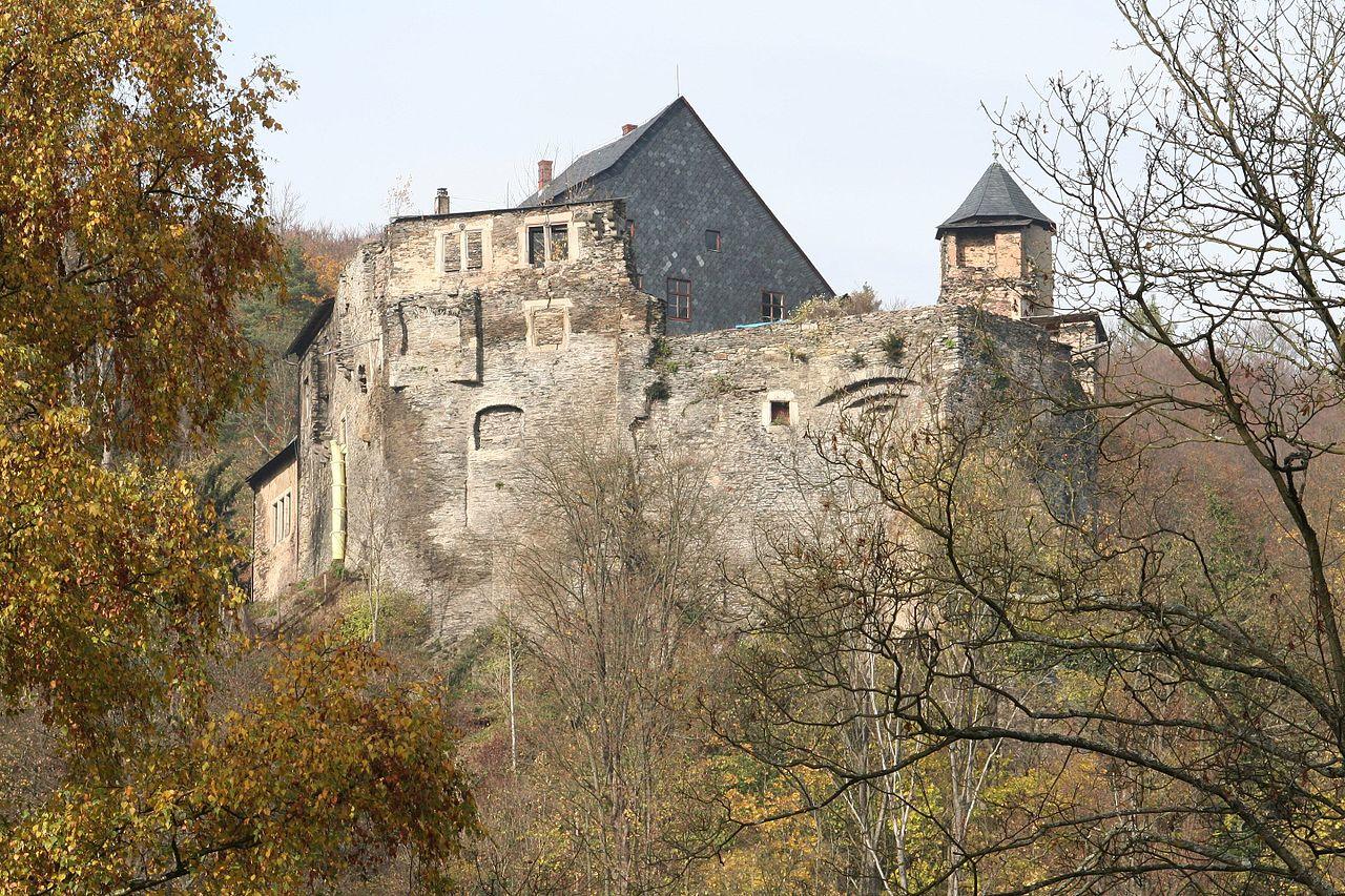 Bild Schloss Wespenstein Gräfenthal