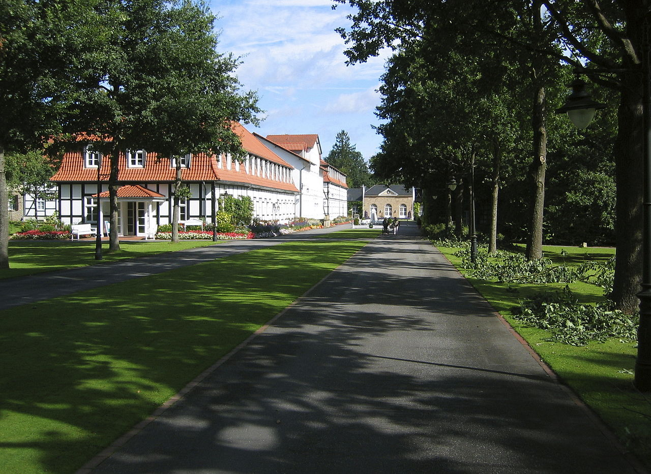 Bild Gräflicher Park Bad Driburg