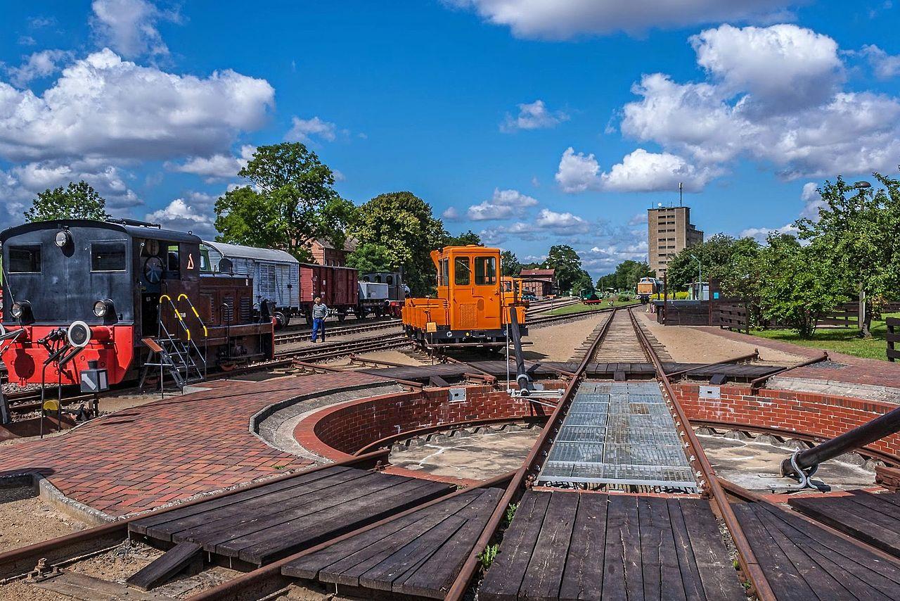 Bild Eisenbahnmuseum Gramzow