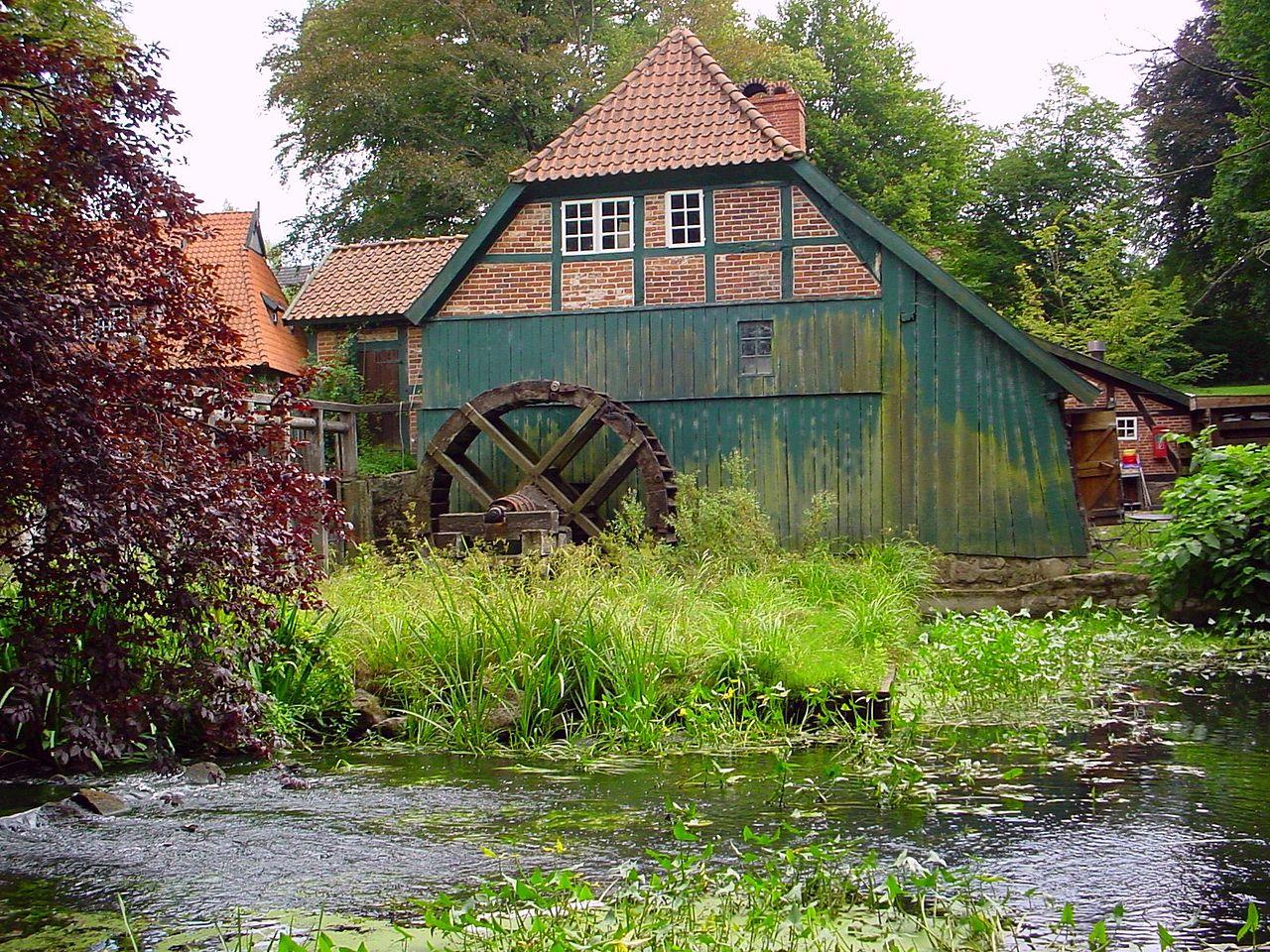 Bild Hotel Restaurant Grander Mühle Kuddewörde