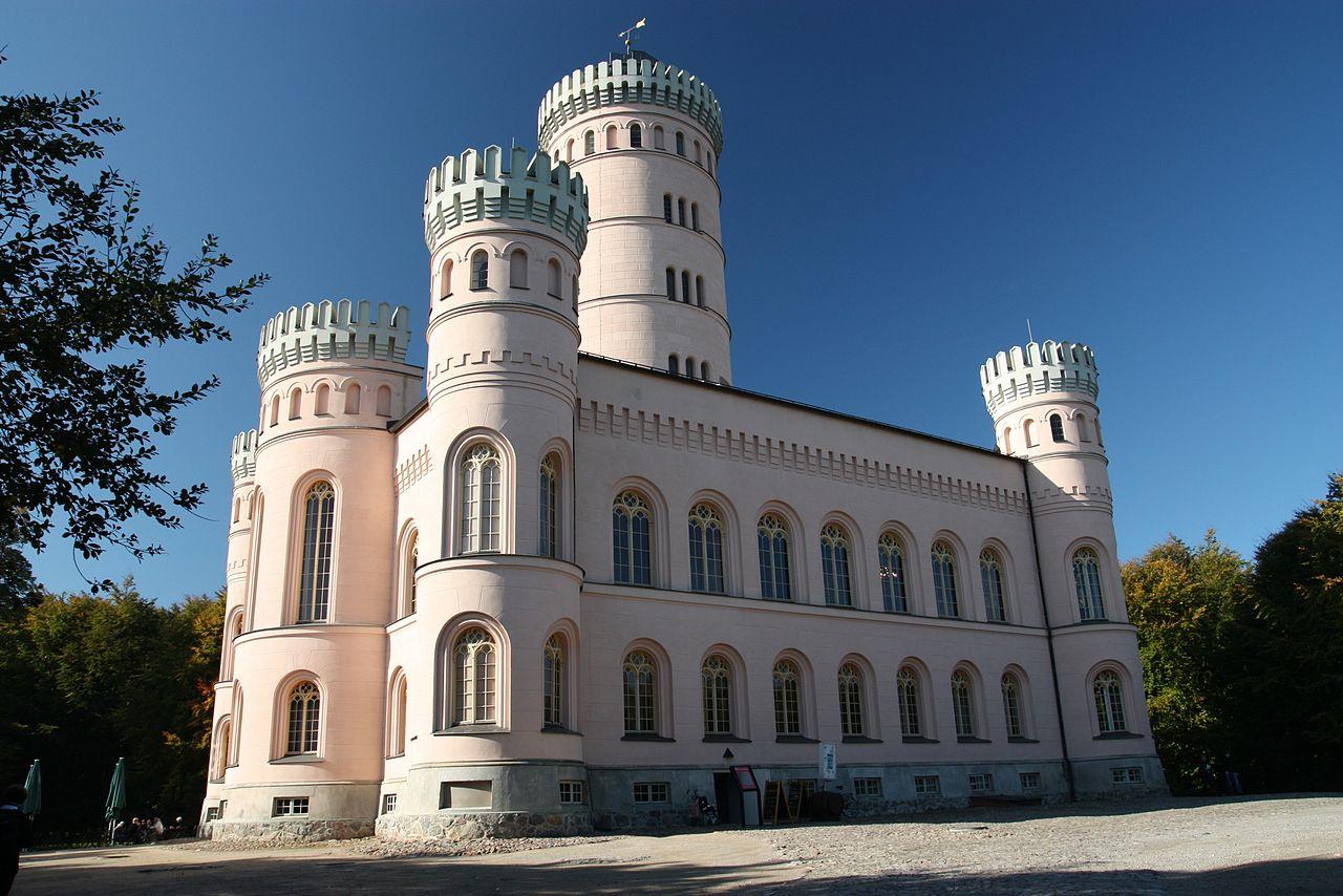 Bild Jagdschloss Granitz