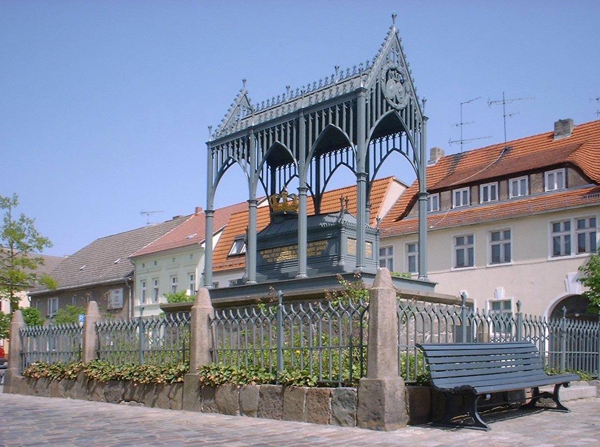 Bild Königin Luise Denkmal Gransee