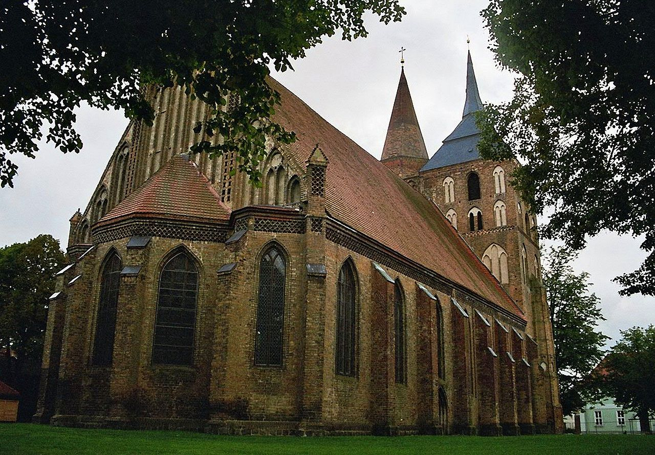 Bild St. Marien Kirche Gransee