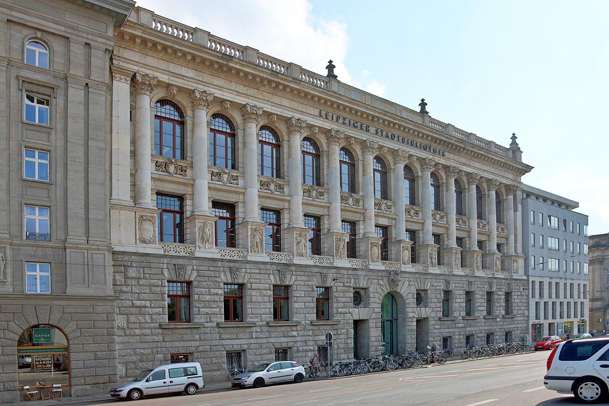 Bild Grassi Museum für Angewandte Kunst Leipzig