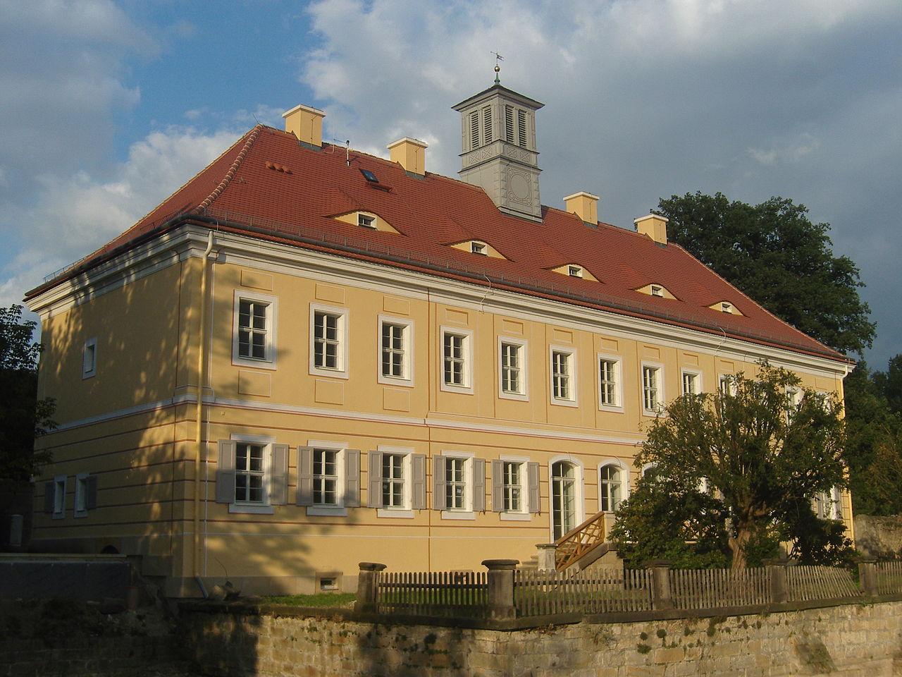 Bild Graupaer Jagdschloss