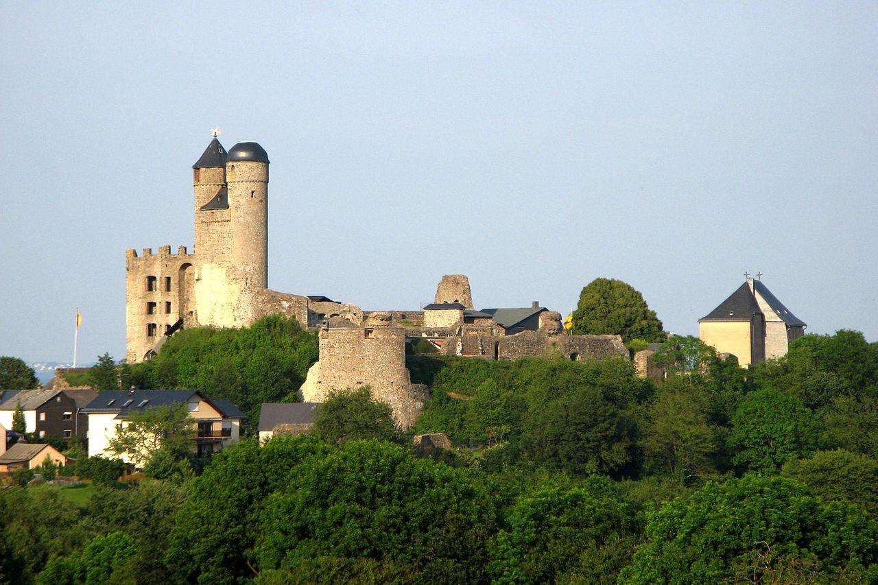 Bild Burg Greifenstein