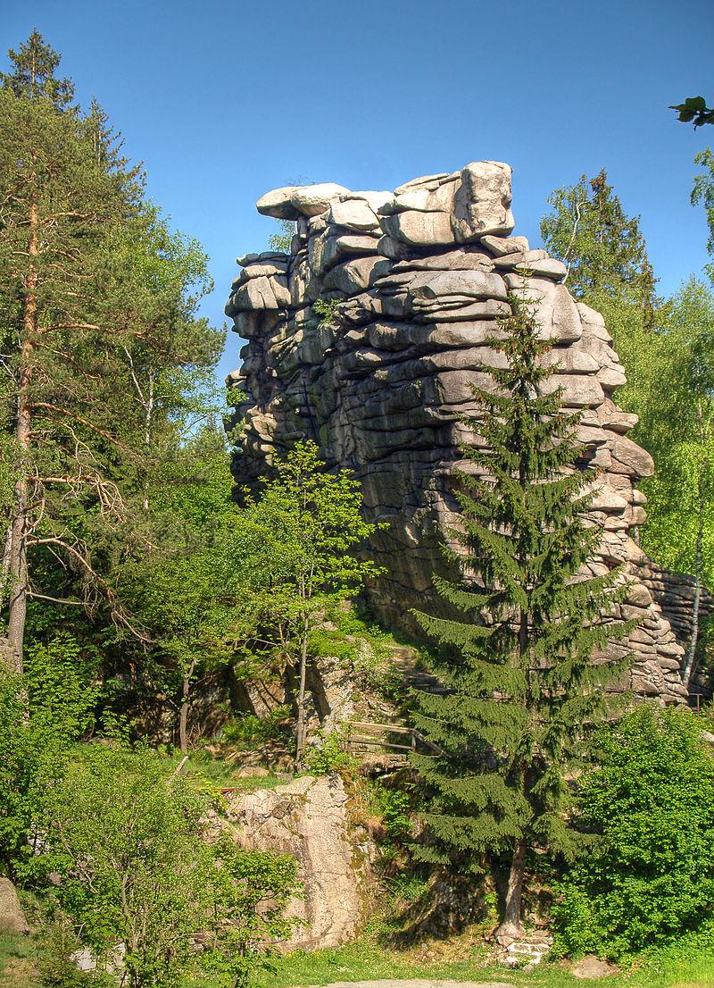 Bild Greifensteine Ehrenfriedersdorf