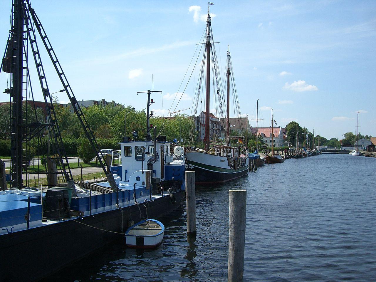 Bild Greifswalder Museumswerft
