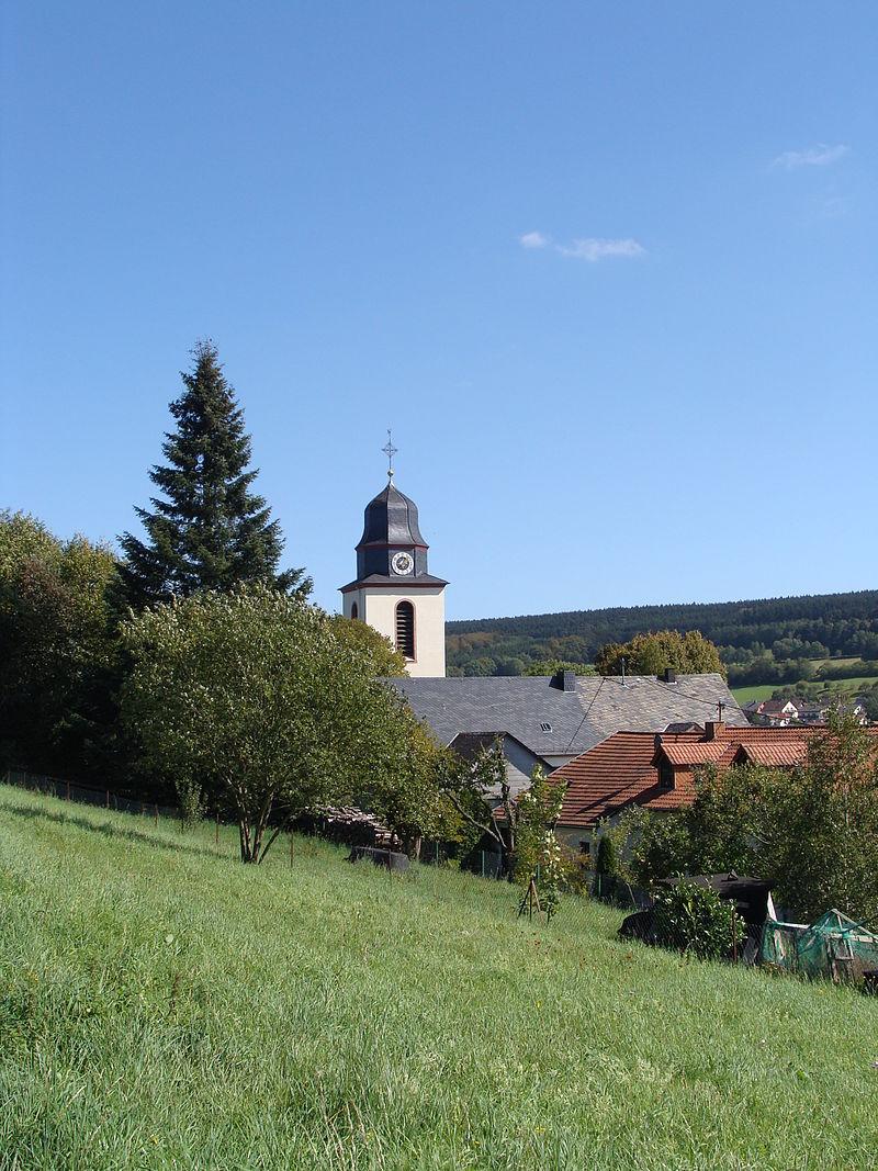 Bild Pfarr und Kräutergarten Greimerath