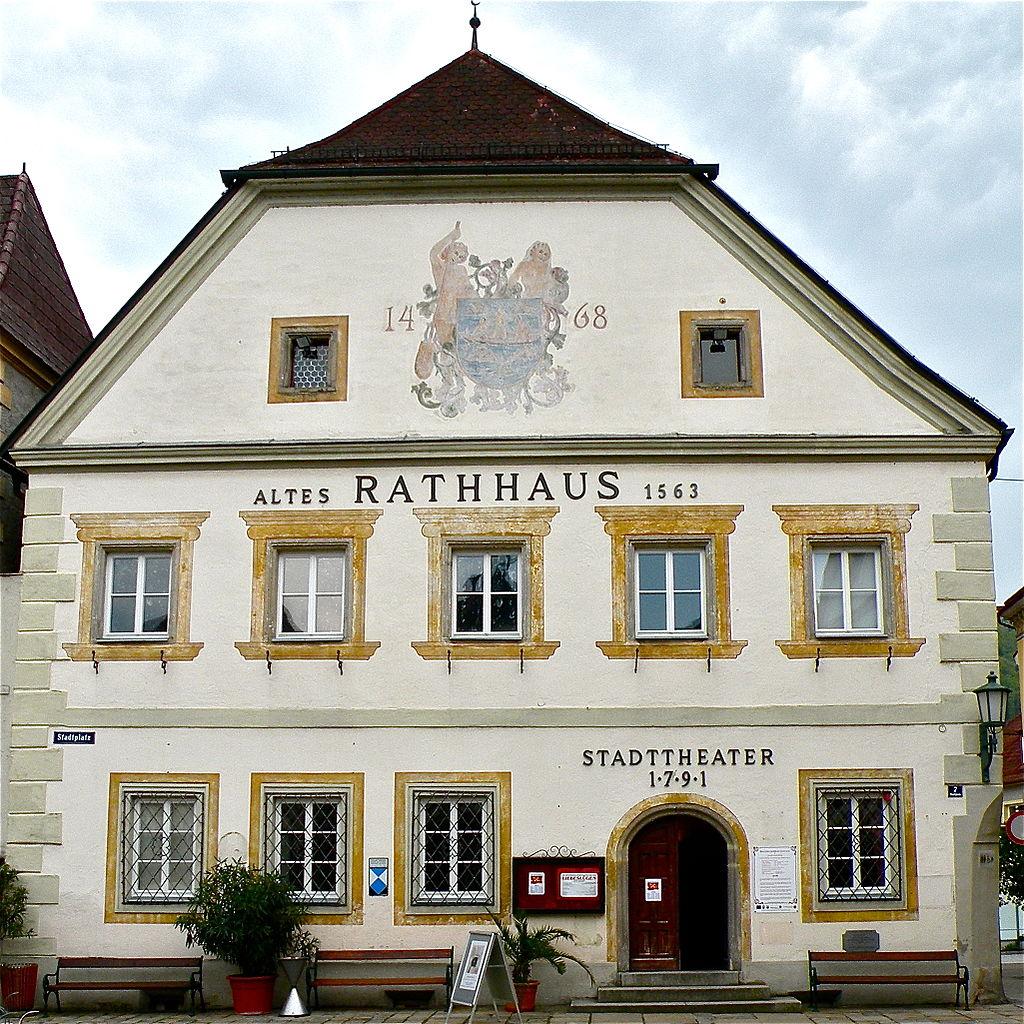Bild Historisches Stadttheater Grein