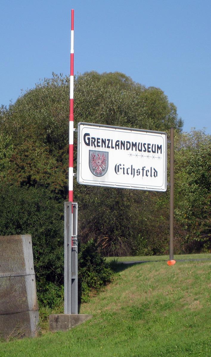 Bild Grenzlandmuseum Eichsfeld