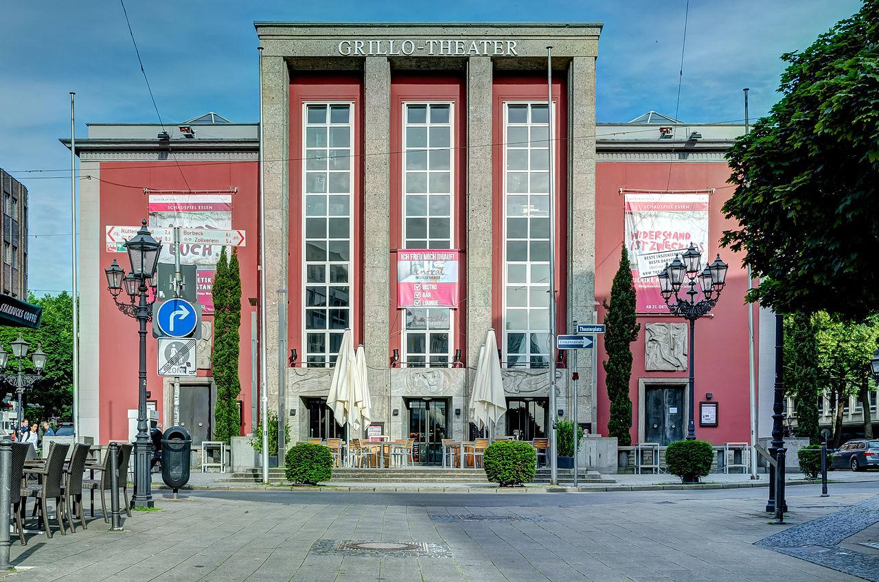 Bild Grillo Theater Essen
