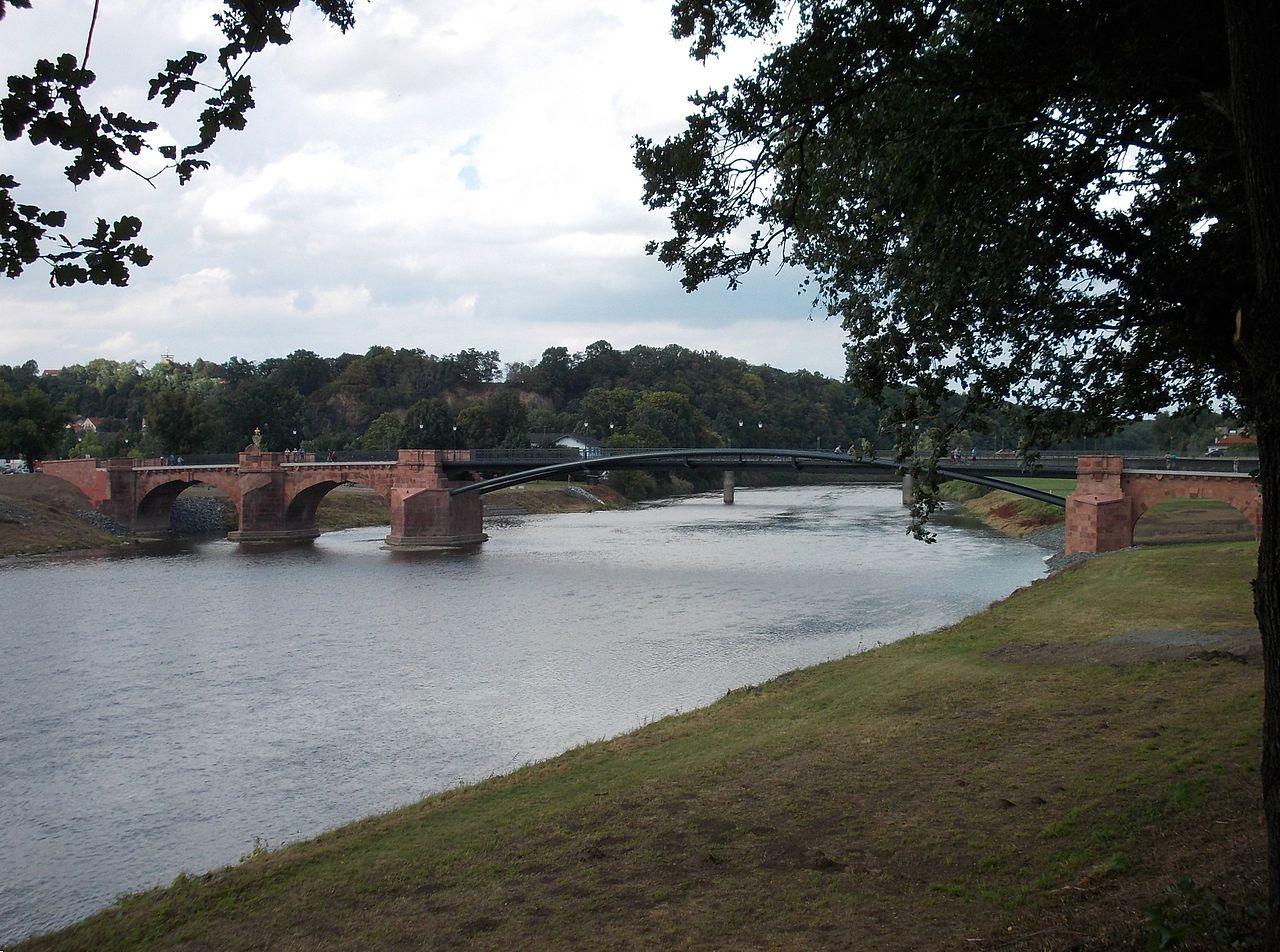 Bild Alte Muldebrücke Grimma