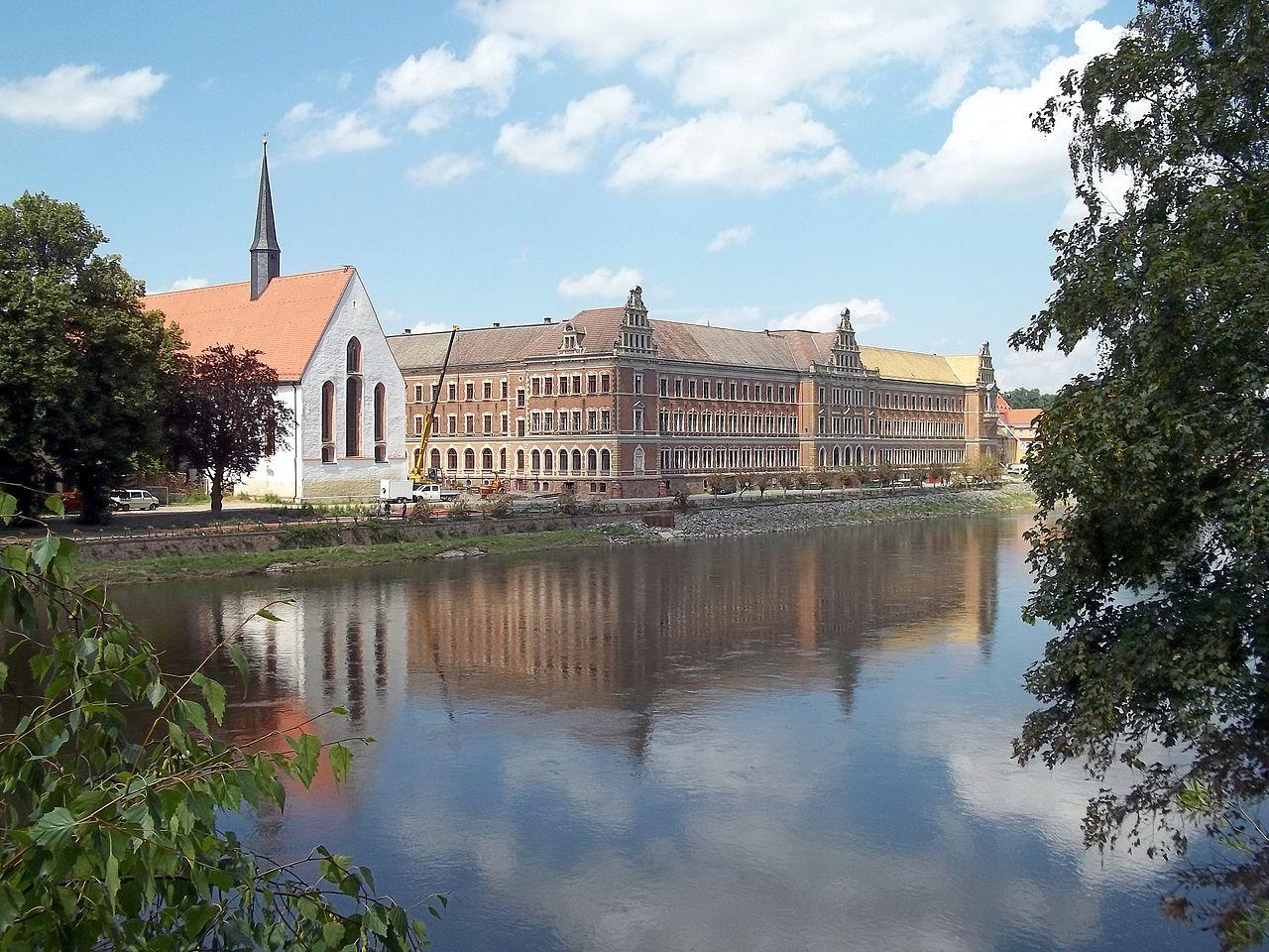 Bild Gymnasium St. Augustin Grimma