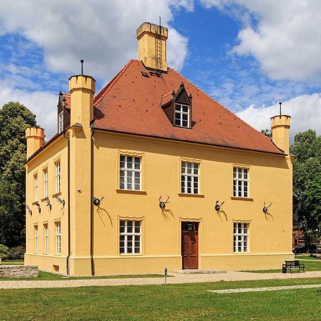 Bild Jagdschloss Groß Schönebeck