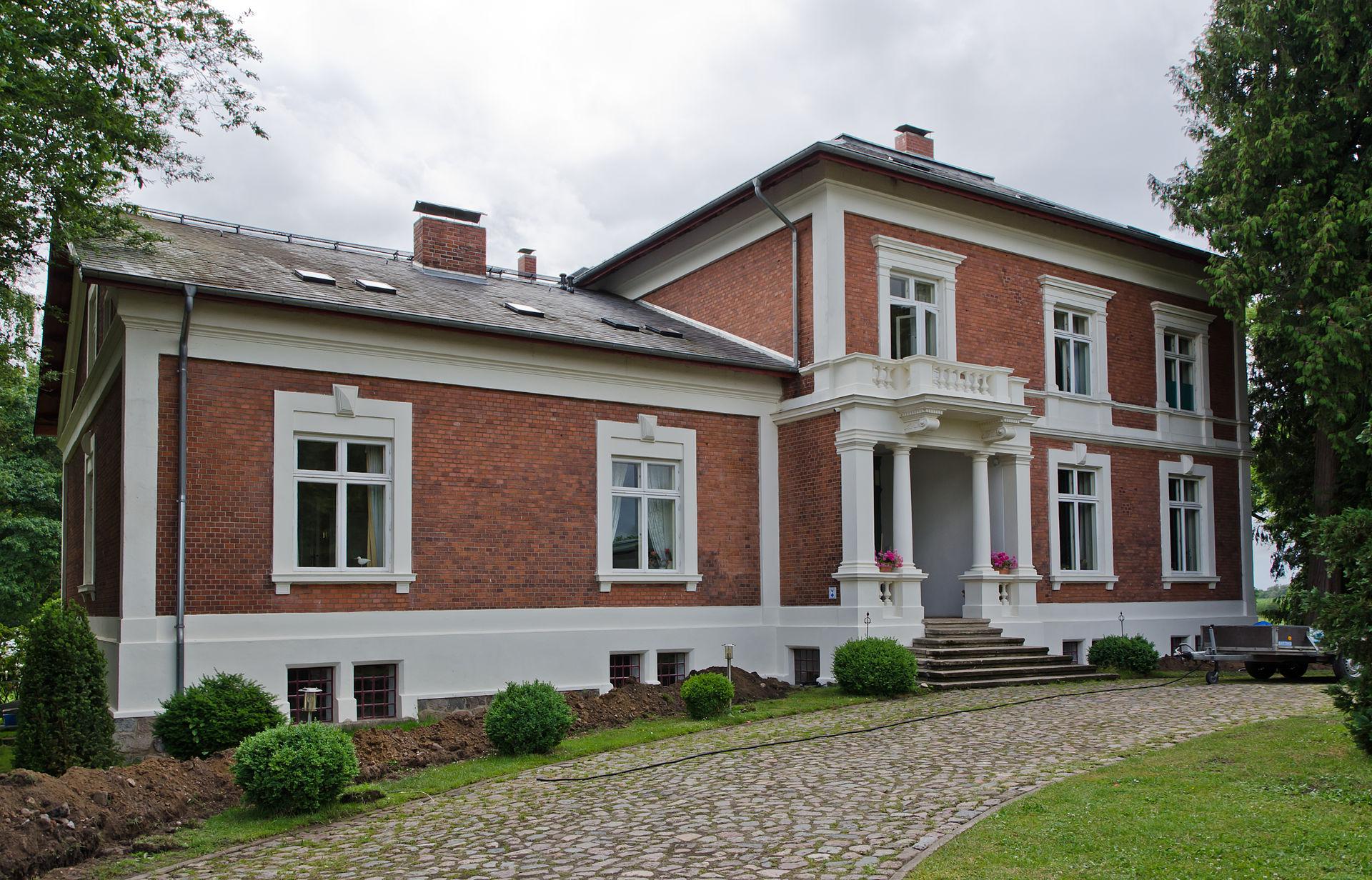 Bild Gutshaus Groß Siemen