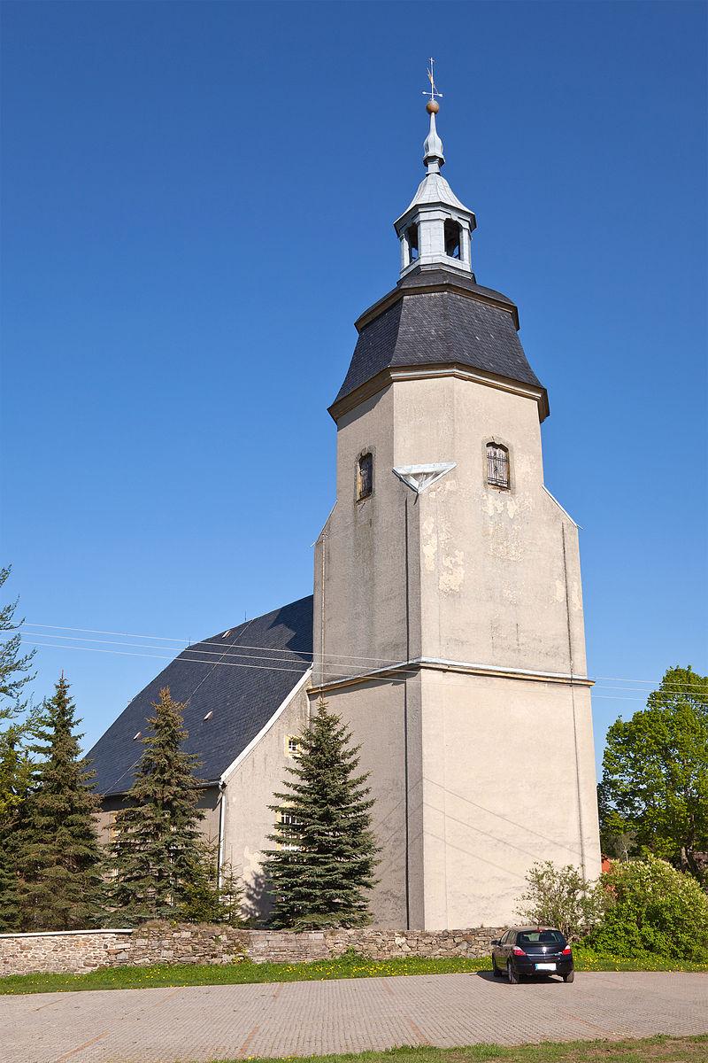 Bild Kirche Großhartmannsdorf