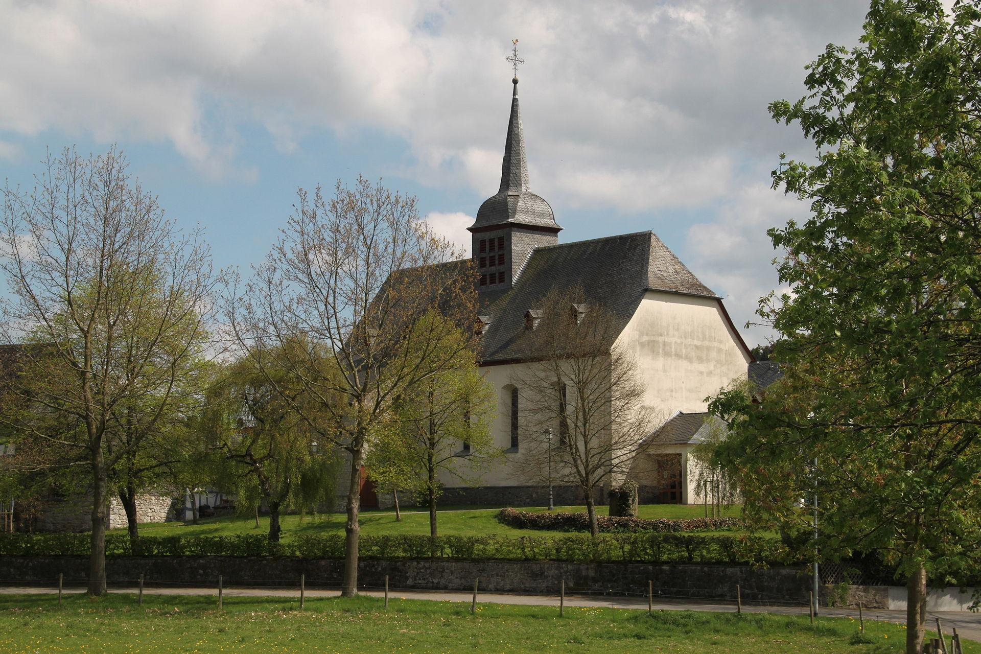 Bild Kirche Hl. Dreifaltigkeit Großholbach