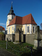 Bild Kirche St. Georg Großkmehlen