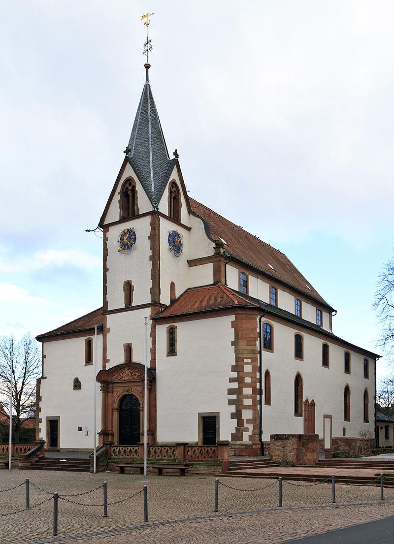 Bild Pfarrkirche St. Peter und Paul Großostheim