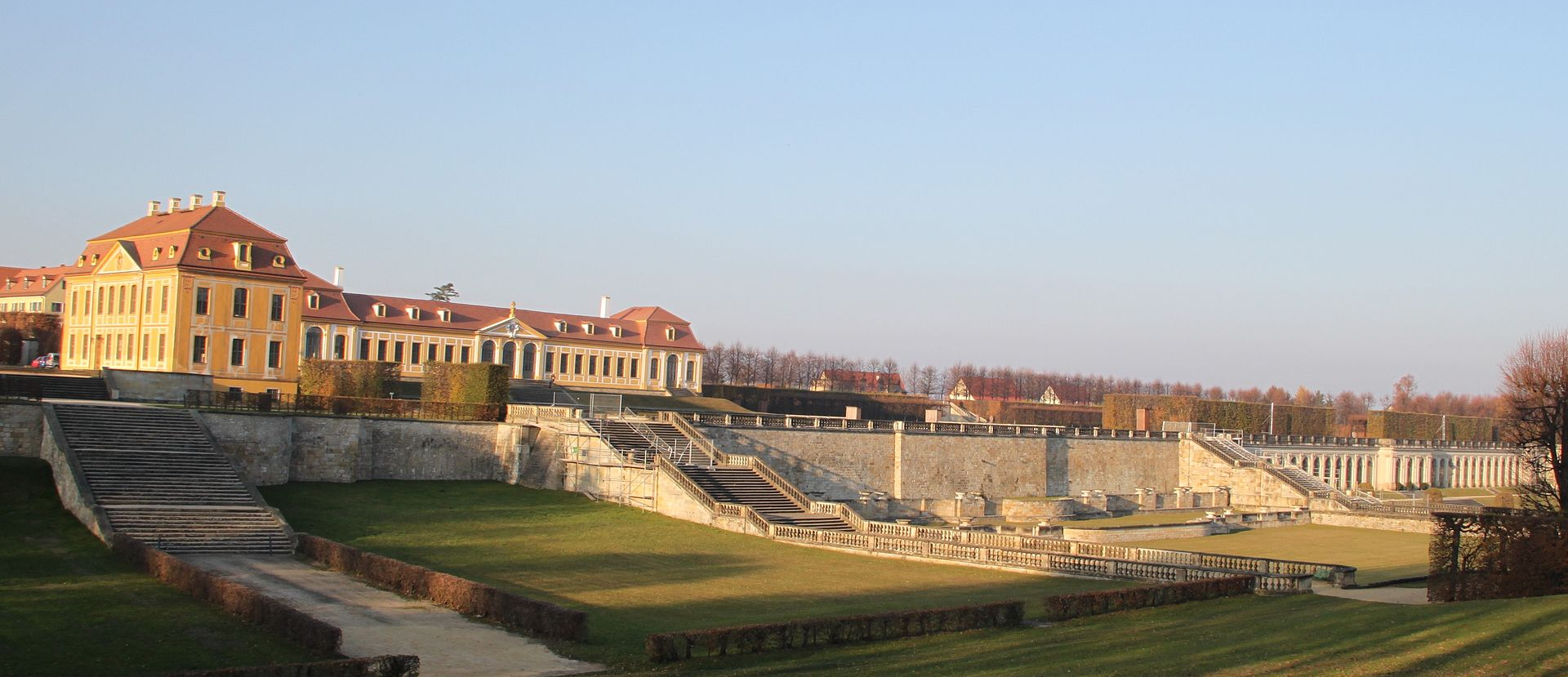 Bild Barockgarten Großsedlitz