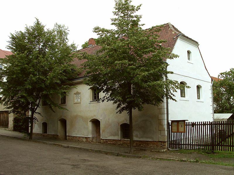 Bild Körnerhaus Leipzig Großzschocher