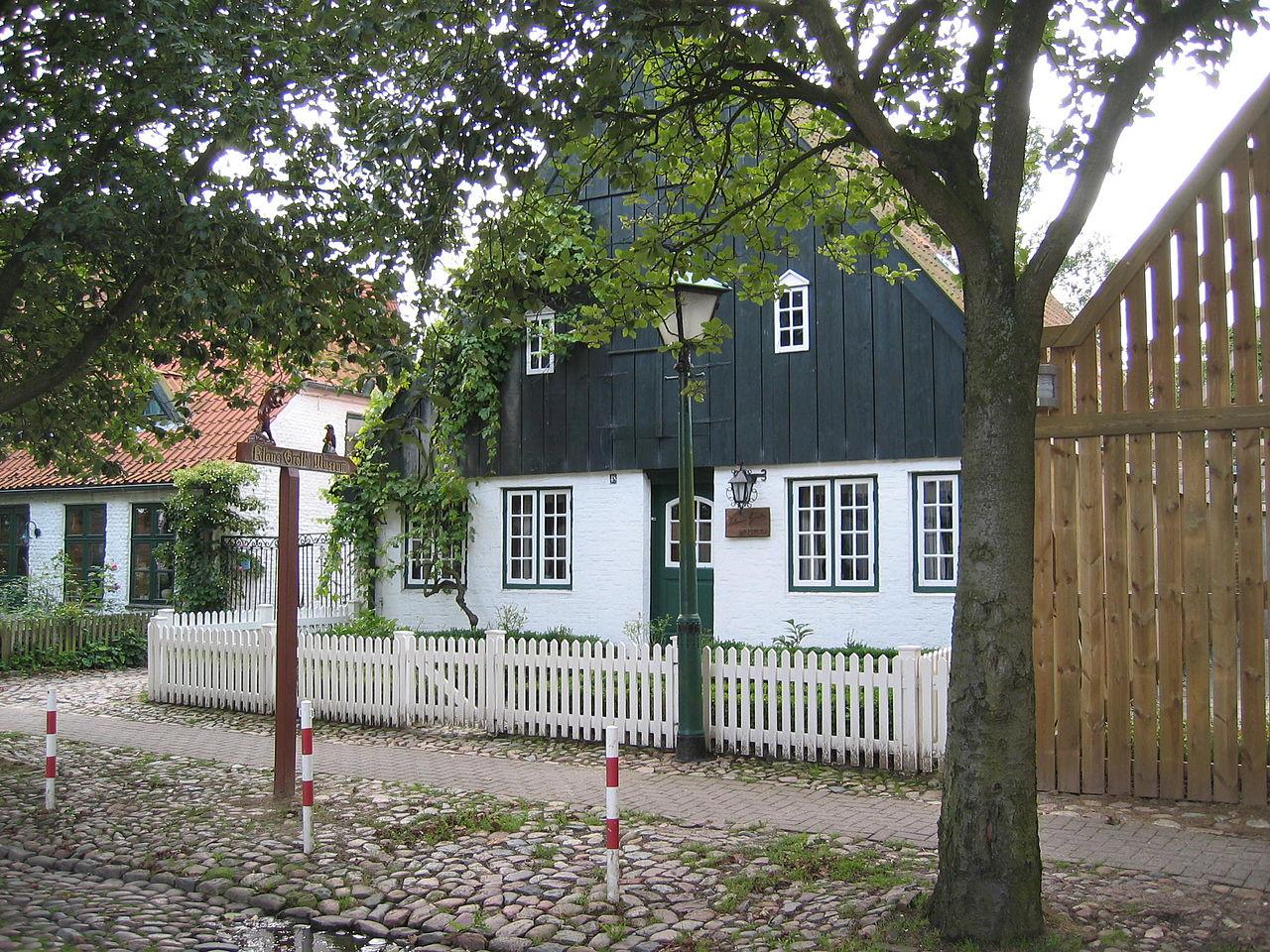 Bild Klaus Groth Museum Heide