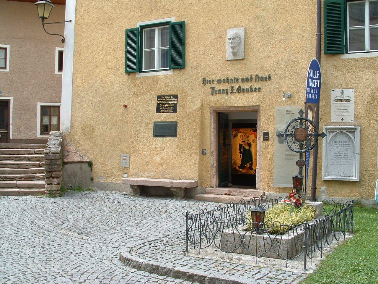 Bild Stille Nacht Museum Hallein
