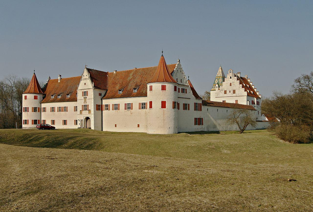 Bild Jagdschloss Grünau Neuburg an der Donau