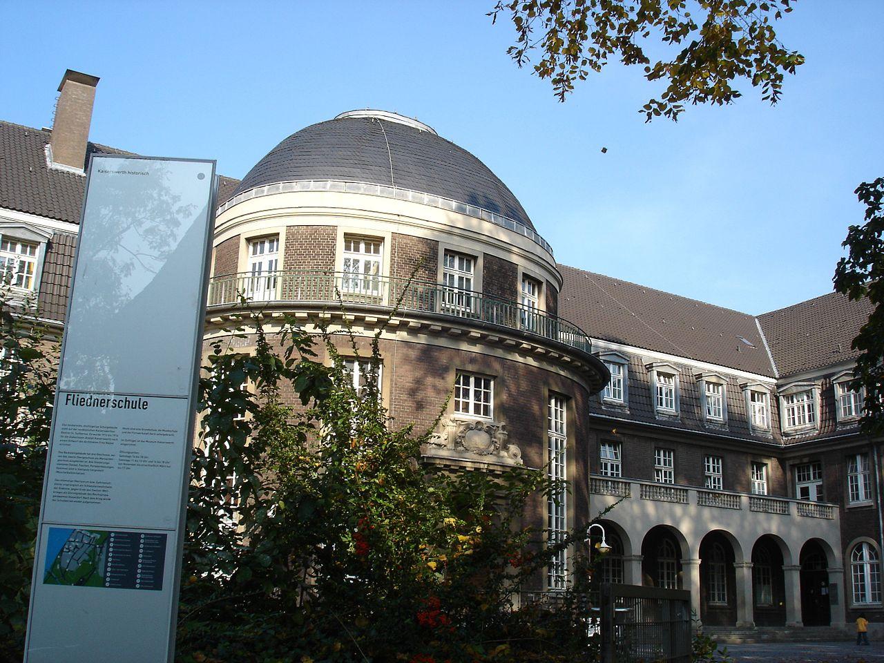 Bild Museum Kaiserswerth Düsseldorf